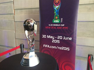 FIFA U-20 World Cup Trophy