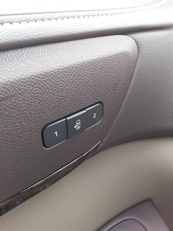Memory Seat Function - 2015 Acadia Denali