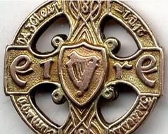 All Ireland Hurling medal obverse