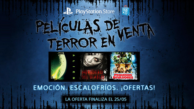 Movie Mayhem for PlayStation LATAM