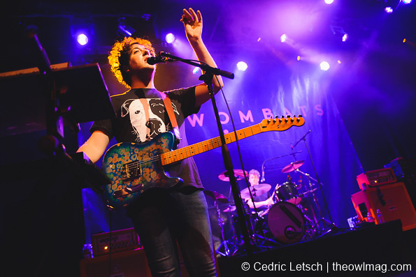 The Wombats @ The Fillmore, San Francisco 5/16/15