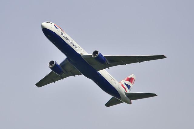 G-BNWX B767 (Departing)