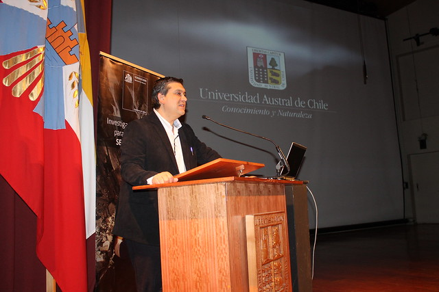 Rodrigo Álvarez Seguel, director del Sernageomin