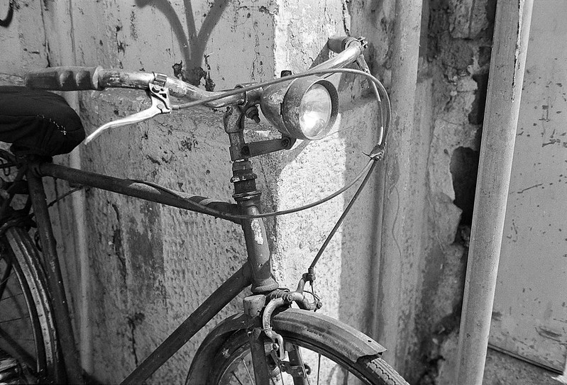 ... And one old bike.