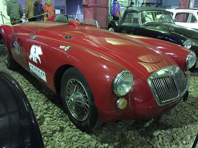 MGA Sebring 1959