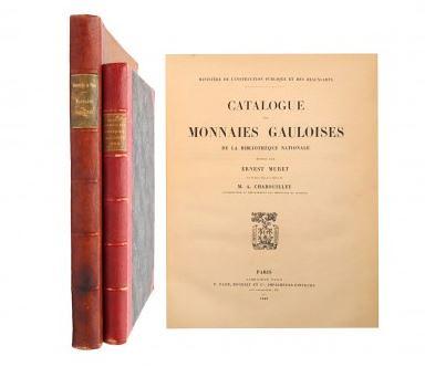 Catalogue Des Monnaies Gauloises
