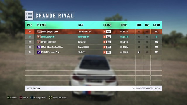 [FH3] FIRST FH3 MNM TIME ATTACK (Results up!) 30144875052_b2f3f41126_z