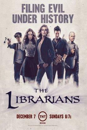 Bibliotekininkai (1 sezonas)
