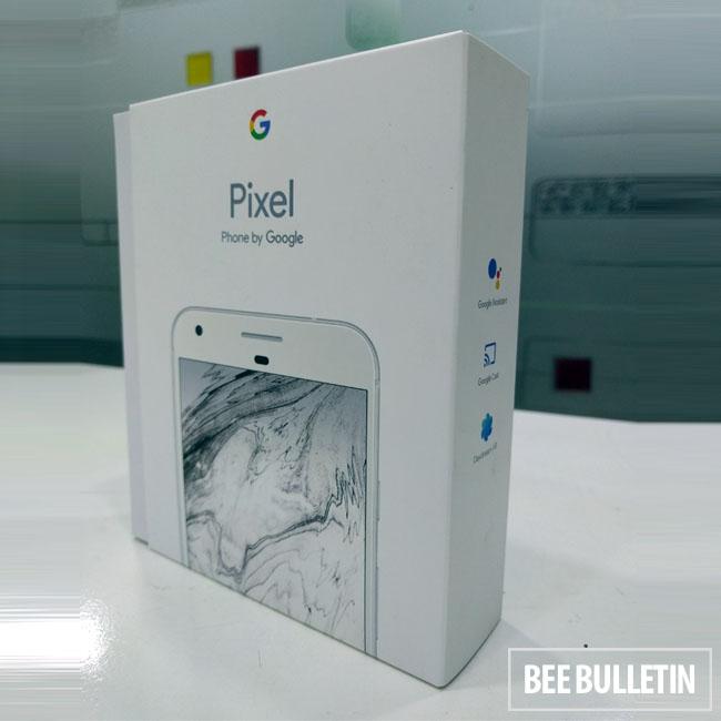 Google Pixel Box