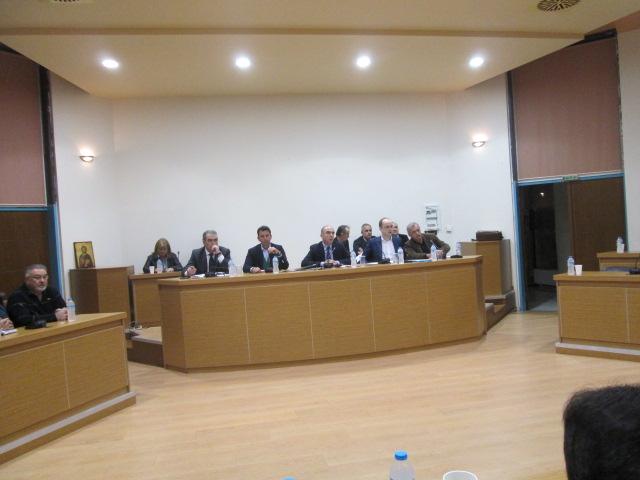 Δήμος Ζηρού: Εποικοδομητική η ευρεία συζήτηση - ενημέρωση για το Κέντρο Προσωρινής Φιλοξενίας Προσφύγων, που έγινε κατά την πρόσφατη συνεδρίαση του Δημοτικού Συμβουλίου