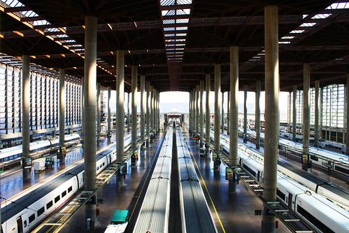Madrid Hauptbahnhof