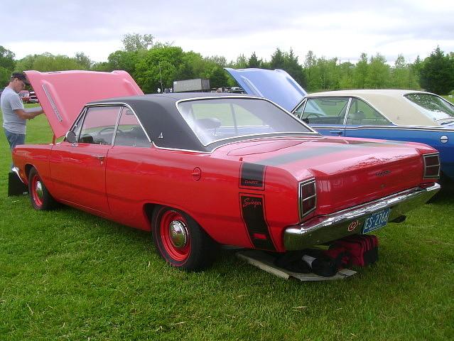 Dodge Dart 1969 Swinger 340