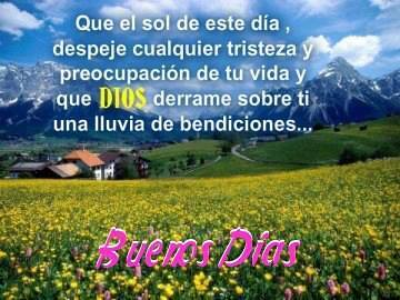 Dios Nos Bendiga Y Acompa 241 E En Este D 237 A Am 233 N Dios Los Be