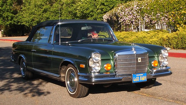 1970 mercedes benz 280 sl roadster 39 460 awh 39 2 flickr