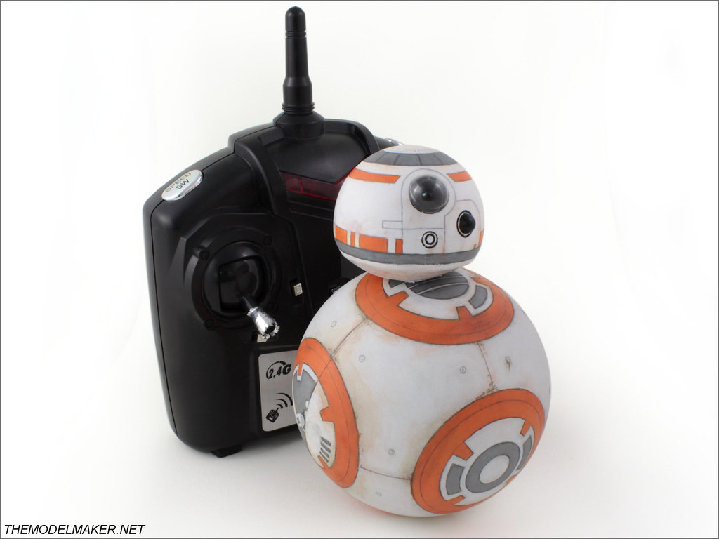 Remote Control Bb8 >> RC BB8 droid | Remote controlled miniature version of BB8 dr… | Flickr