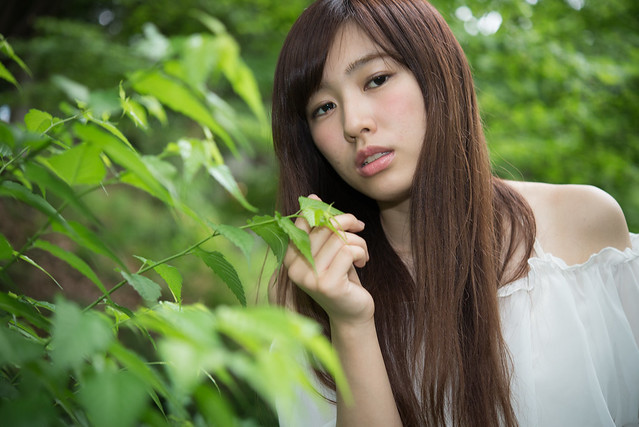 AF-S Micro NIKKOR 60mm f/2.8Gでポートレート