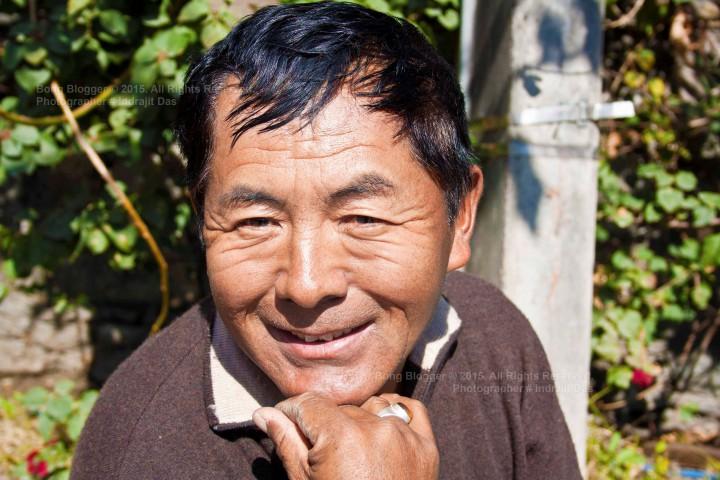 Faces of Nepal - Kathmandu, Nepal