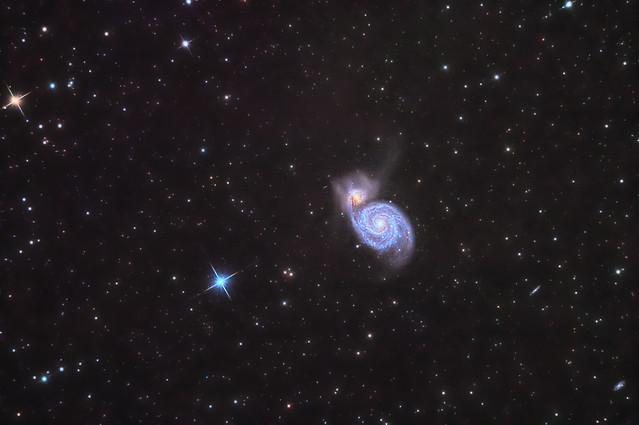 M51 desde Hontanar
