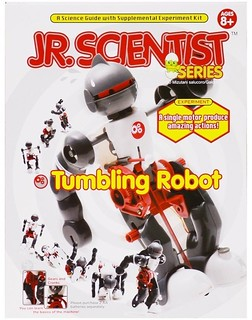 JR Tumbling Robot