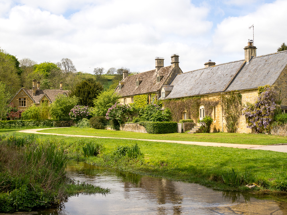 Upper Slaughter, Cotswolds