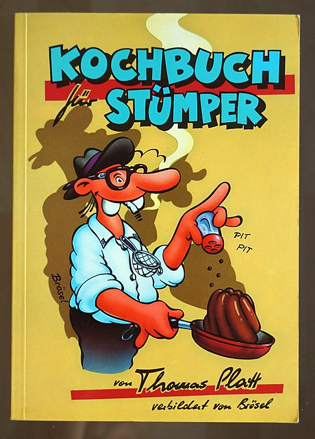 Kochbuch für Stümper