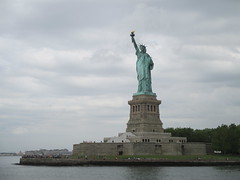Hello Miss Liberty!