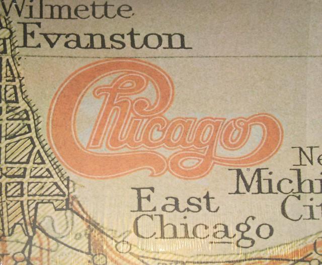 """Chicago XI 12"""" vinyl LP"""