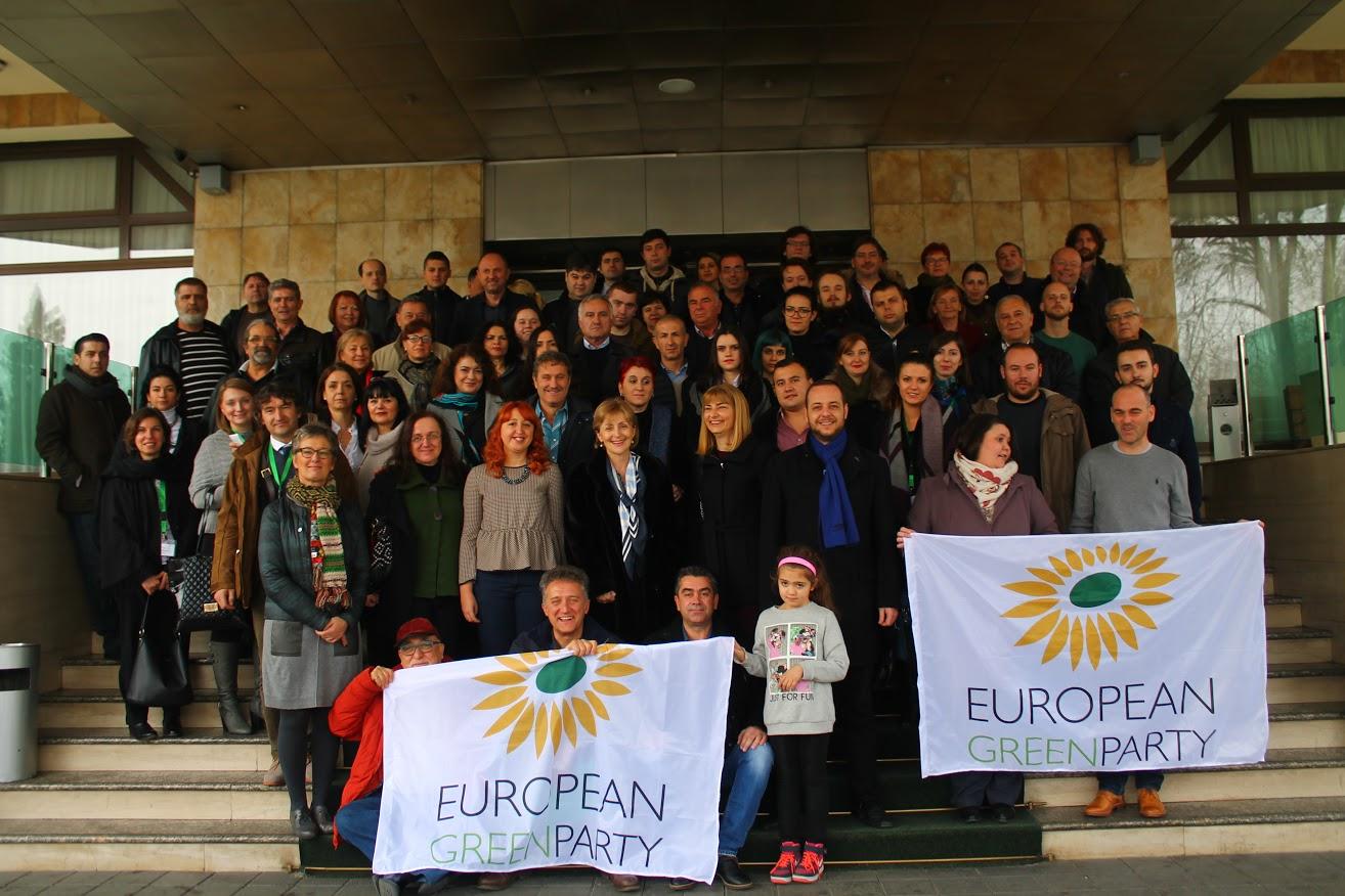 Οι Οικολόγοι Πράσινοι στη Συνάντηση των Βαλκάνιων Πράσινων στα Σκόπια | «Να πρασινίσουμε τις Βαλκανικές Οικονομίες»