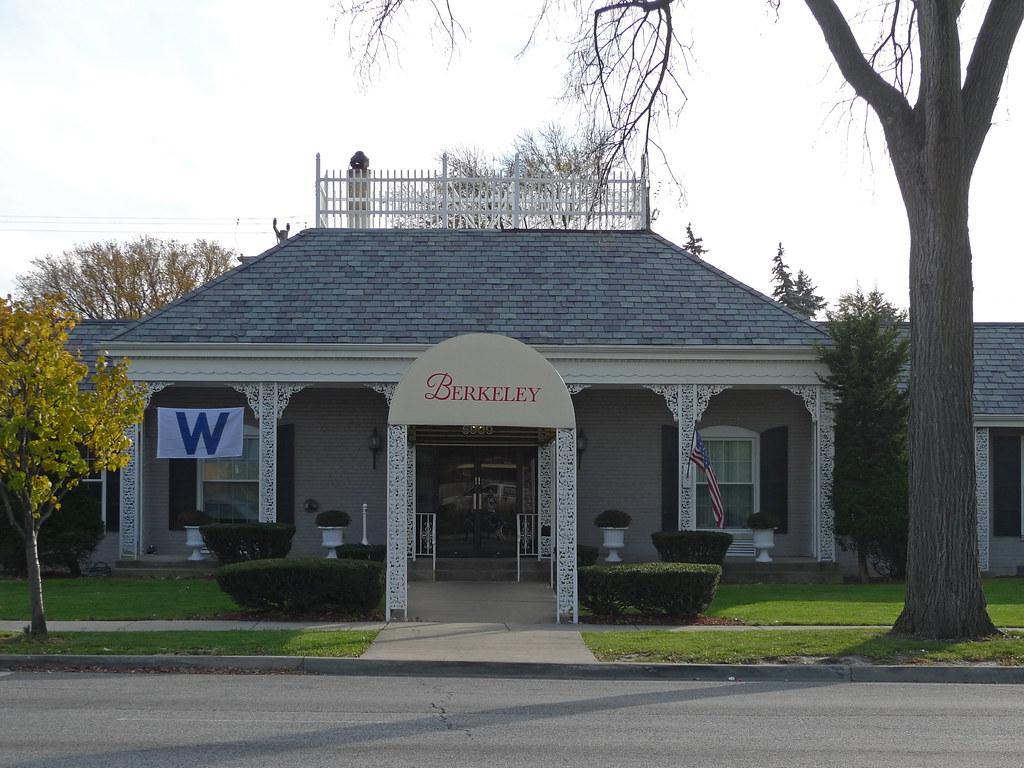 Berkeley Nursing And Rehab Center Across From Peterson Fu