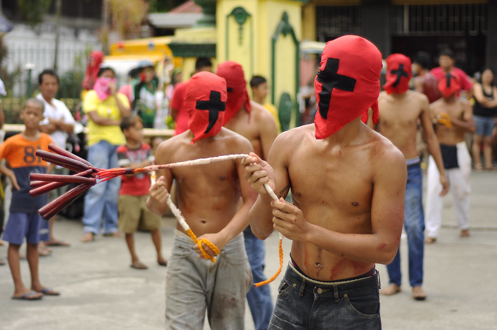 Penitensya | A Good Friday tradition practiced in the ...