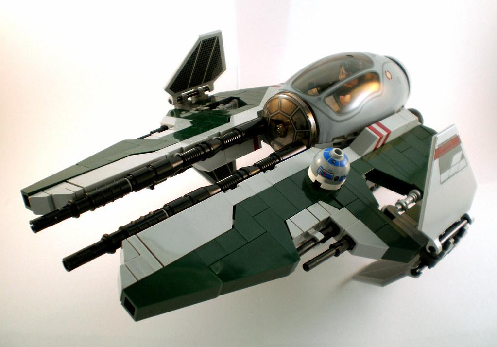Anakin S Jedi Interceptor Anakin Skywalker Now A Dark