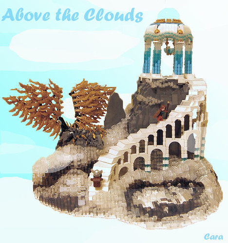 Above the Clouds | by Cara lego