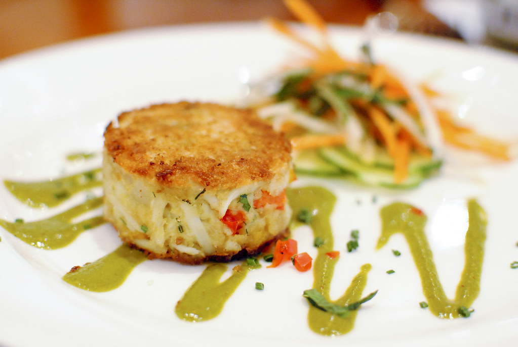 What Is In Lump Crab Cakes