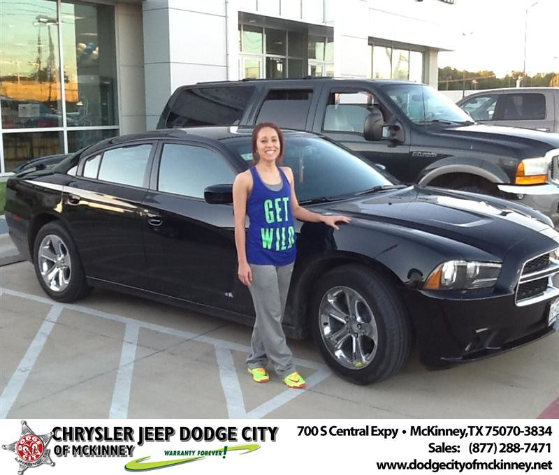 Dodge City Of Mckinney >> Thank you to Wendy Rodriguez on your new 2013 #Dodge #Char… | Flickr