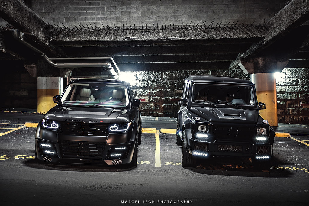 Lumma Vogue X Brabus G63 Amg Like My Facebook Page Flickr