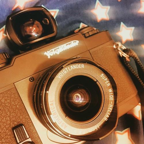 好耐無出街的屎前15mm #VSCOcam