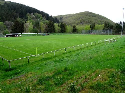 SG Oleftal v BC Bliesheim (Oleftal Stadion, Schleiden-Olef)