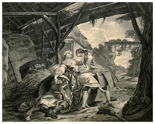 020- el tonel de madera-Tales and Novels in verse- Vol 2-1896- Ilust. Charles Eisen