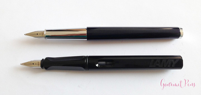 Review Lamy Scala Special Edition Fountain Pen @fontoplum0 @Lamy (5)