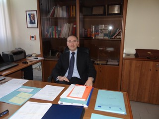 Il presidente ANP Bari e dirigente ITES, prof. Andrea Roncone