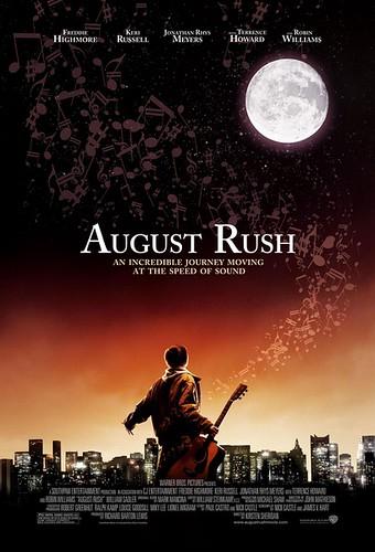 八月迷情 August Rush (2007)海报