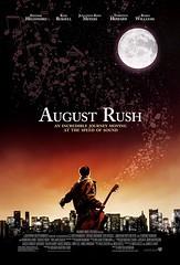 八月迷情August Rush(2007)可爱小正太加上好听的音乐就够了