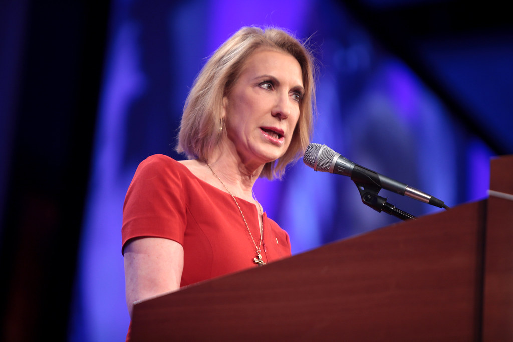 Carly Fiorina S Revisionist Chronicles New York Times