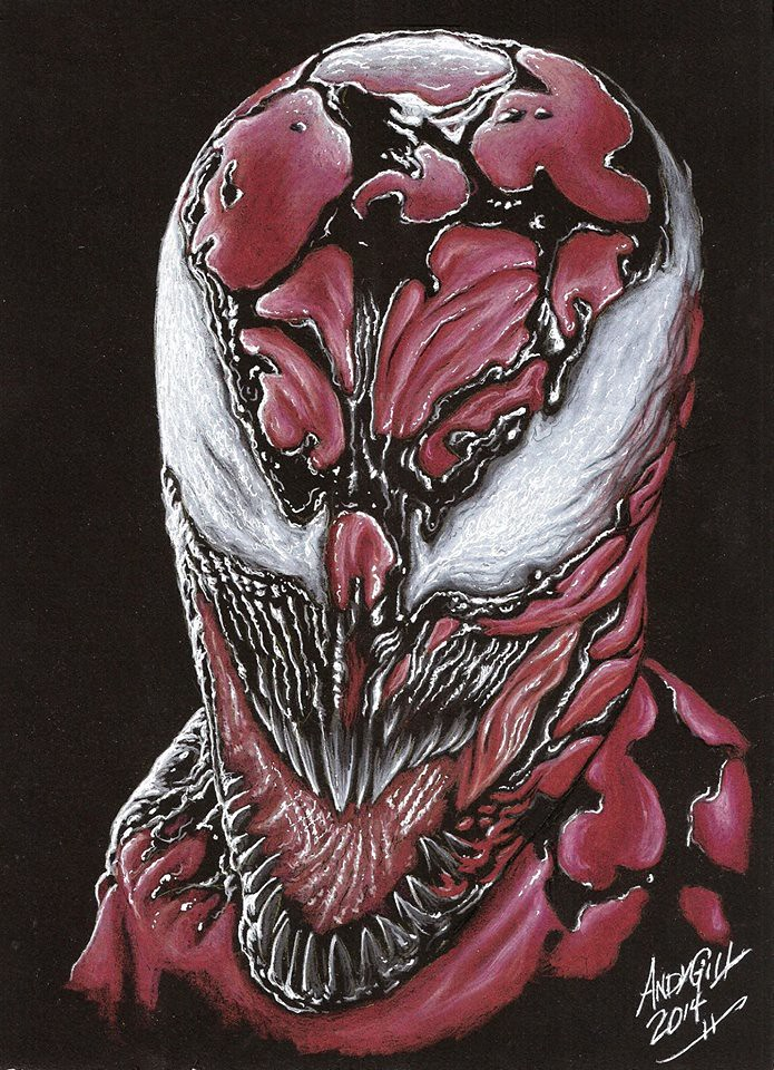 Carnage by Andy Gill