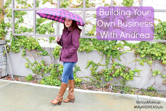 #MyANDREAStyle-Building-Your-Own-Business-With-Andrea