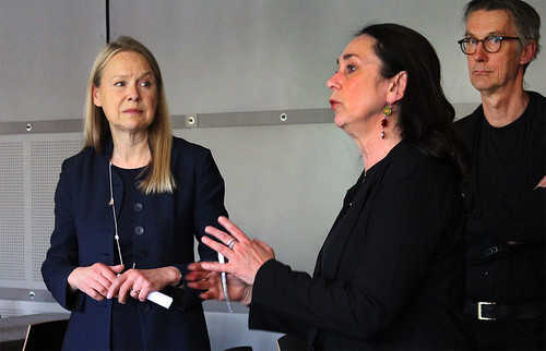 Karin Veres, Eva Sidén, Bo Pettersson