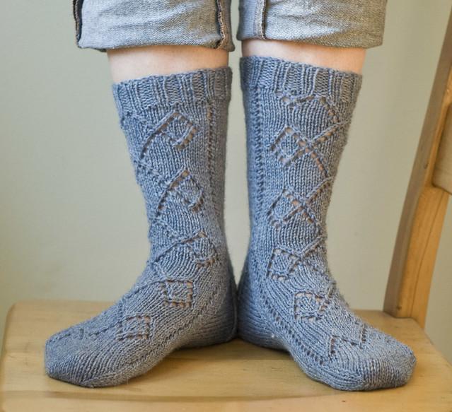Erebor Socks