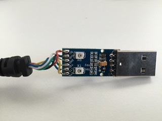 FTDI USB to TTL cable