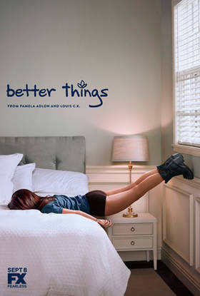 Viskas tik į gerą (1 sezonas) / Better Things (Season 1) (2016)