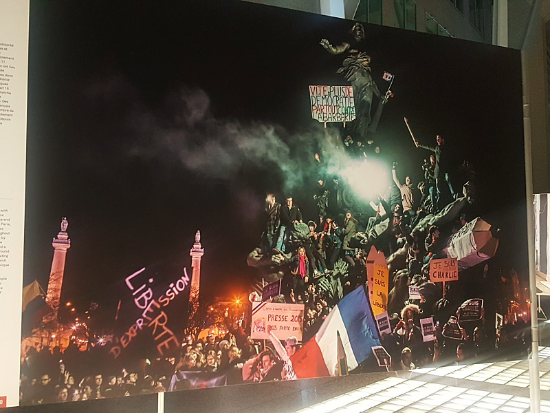 World Press Photo 2016 Paris